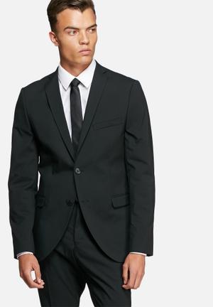 Selected Homme Logan Slim Blazer Black