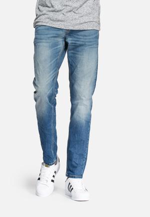 Jack & Jones Mike Comfort Denims Jeans Blue