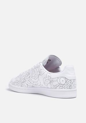 Adidas Originals W Stan Smith Rita Ora s80292 'paint by Numbers