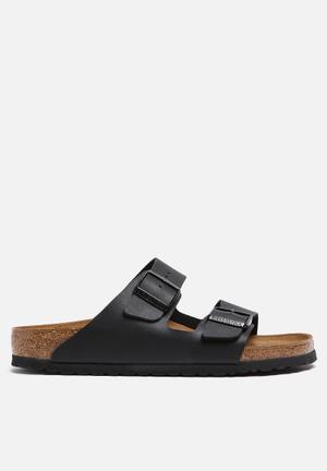 Birkenstock Arizona Sandals & Flip Flops Black
