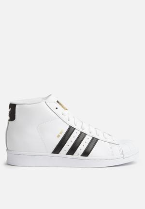 Adidas Originals Promodel Foundation Sneakers Ftwr White / Core Black