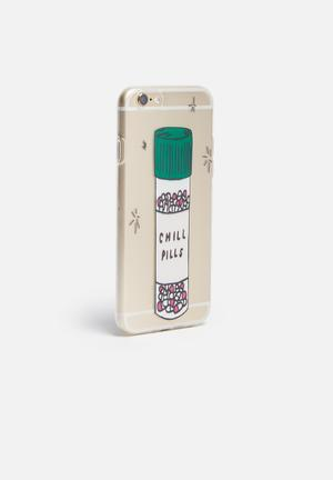 Chill Pills - iPhone & Samsung cover
