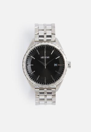 Nixon Minx Watches Silver / Black
