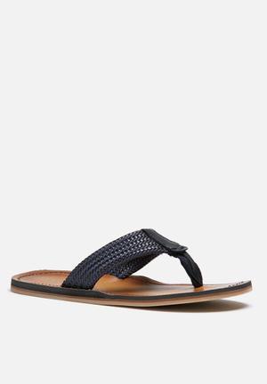 ALDO Armetta Sandals & Flip Flops Navy