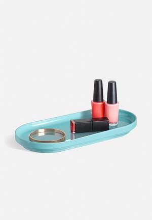 Umbra Step Amenity Tray Organisers & Storage Plastic, Melamine