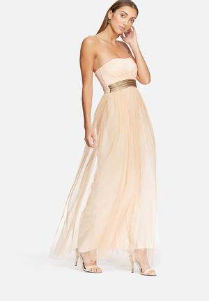 Dailyfriday Sweetheart Gown Occasion Nude