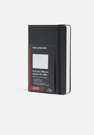 2017 A6 Daily pocket planner