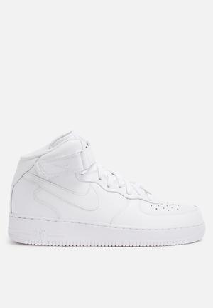 Nike Air Force 1 Mid '07 Sneakers White