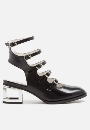 Jeffrey Campbell Ingram Heels Black