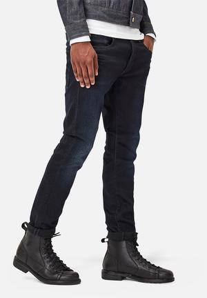 G-Star RAW 3301 Slim Jeans Dark Blue