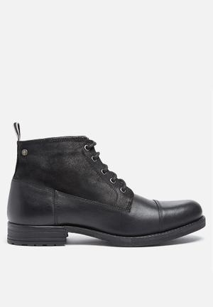Sirca leather mid boot