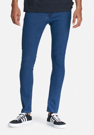 Only & Sons Extreme Skinny Denims Jeans Blue