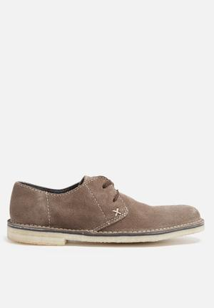 Grasshoppers Desert Formal Shoes Brown
