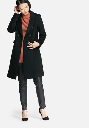 Zanna wool coat