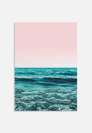 83 Oranges Ocean Love Art