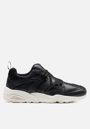 PUMA Select Blaze Of Glory Sneakers Black & White