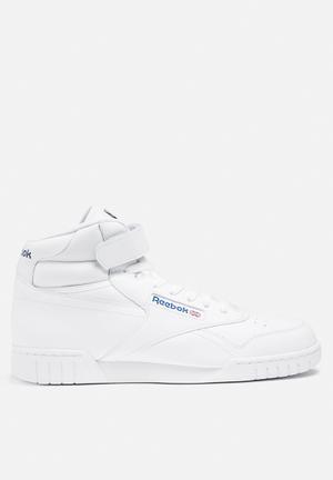 Reebok Fitness Exofit Hi Sneakers International White