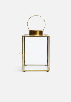 Cube lantern
