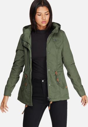 Lorca parka jacket