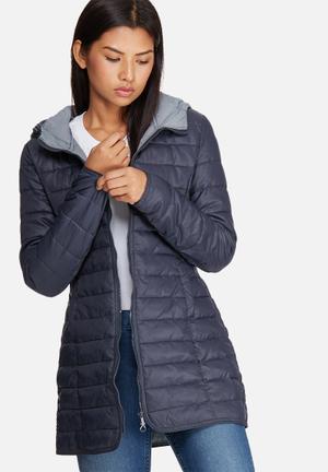 Tahoe hooded coat