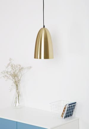 Hanging pendant