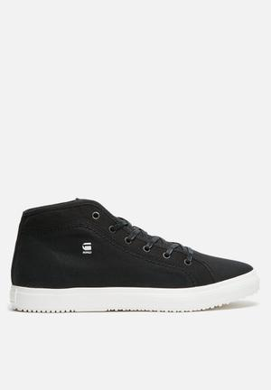 G-Star RAW Kendo Mid Sneakers Black