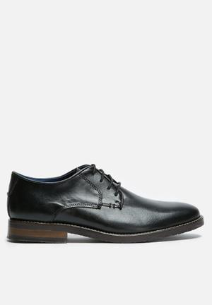 Scotty leather derby