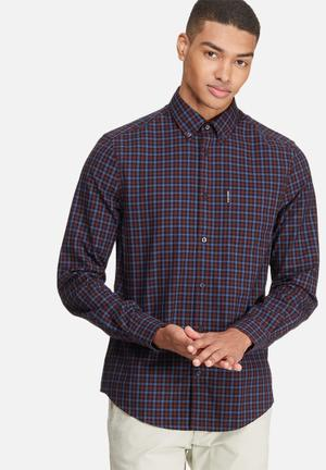 House gingham check