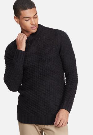 Alroy textured pullover knit