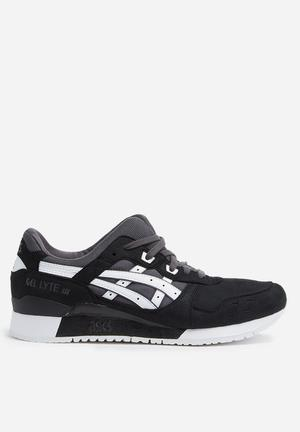 Asics Tiger Gel-Lyte III Sneakers  Dark Grey / White