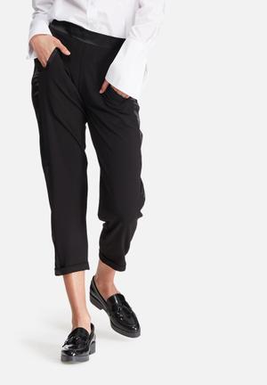 Tuxedo formal pants