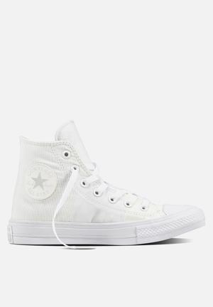 Converse Chuck Taylor All Star II Sneakers White/White