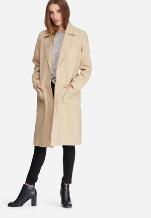 Nine long coat
