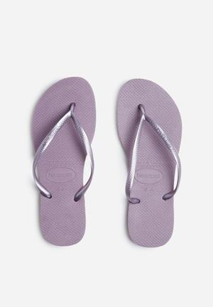 Havaianas Slim Sandals & Flip Flops Purple