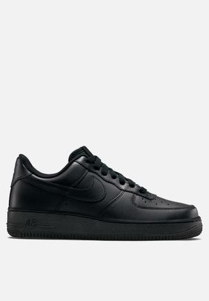 Nike W Air Force 1 '07 Sneakers Black/Black