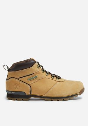 Timberland Splitrock 2 Boots Tan