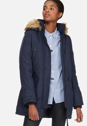 Excursion expedition 3/4 parka