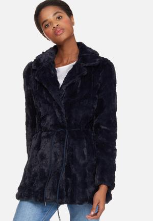 Ellen faux fur jacket