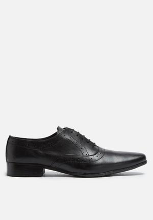 Raymond leather brogue