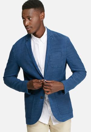 Jack & Jones Bob Slim Fit Blazer Blue