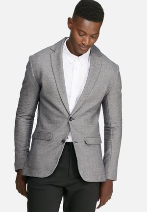 Harry slim sweat blazer