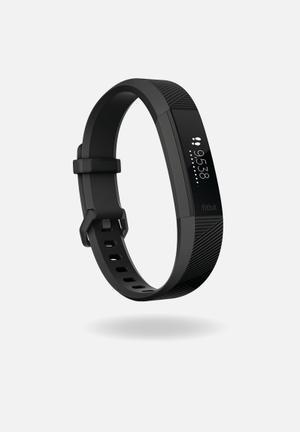 Fitbit Fitbit Alta HR Sport Accessories Black Gunmetal