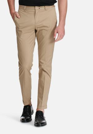Jack & Jones Bart Trouser Formal Pants Stone