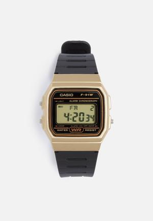 Digital watch F-91WM-7ADF