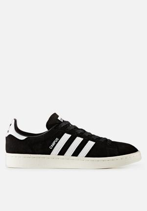 Adidas Originals Campus Sneakers Core Black / White