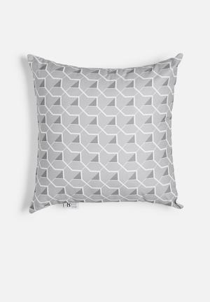 Sixth Floor Swing Printed Cushion Cotton Twill