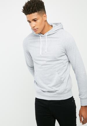 Basic pullover hoodie sweat