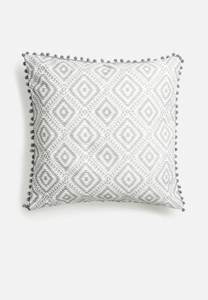 Aztec geo cushion cover