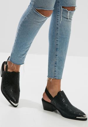 E8 By Miista Dido Heels Black