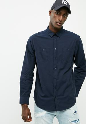 Oxford 2 Pocket  Regular Fit shirt